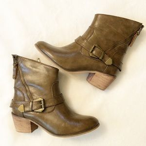 Bucco Boots - Great used condition